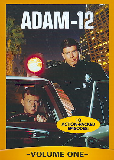 ADAM-12 VOL 1 BY ADAM 12 (DVD)