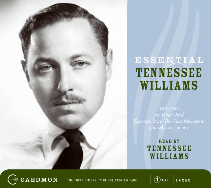 [CD] Essential Tennessee Williams By Williams, Tennessee (NRT)